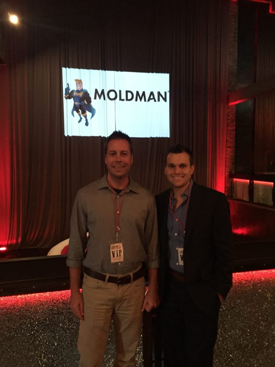 moldman at chicago fundraiser w @properties